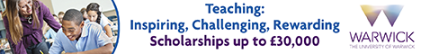 Warwick - Teaching scholaships