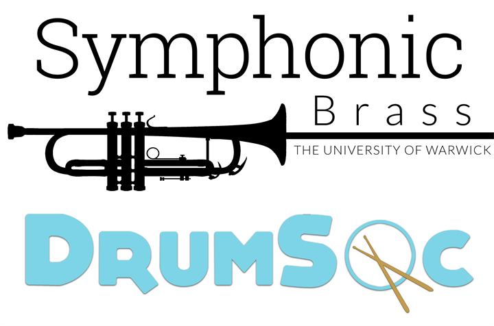 DrumSoc and Symphonic Brass Concert