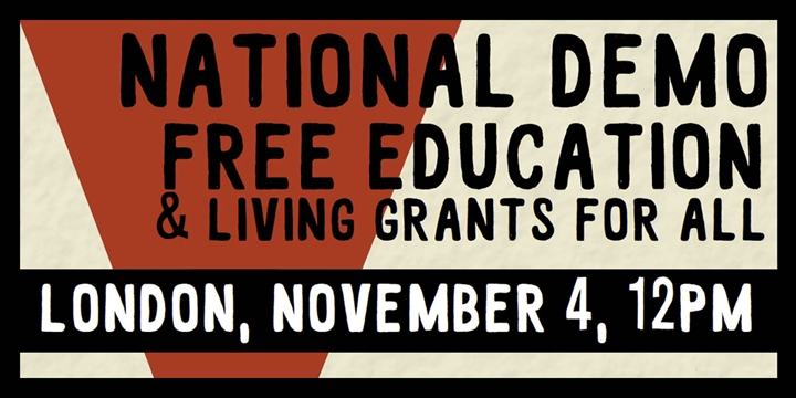 National Demo - Free Education