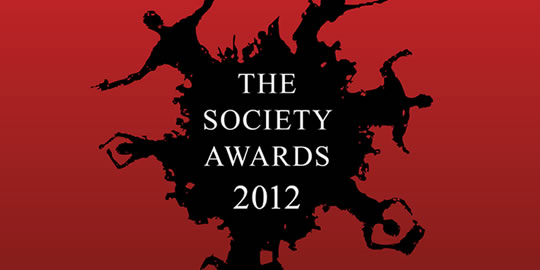The Societies Awards 2012