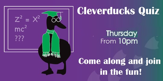 Cleverducks Pub Quiz