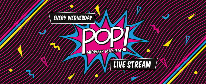 Pop Livestream! FREE EVENT