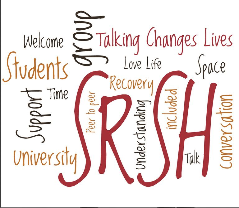 Student Run Self Help (SRSH) Support Group