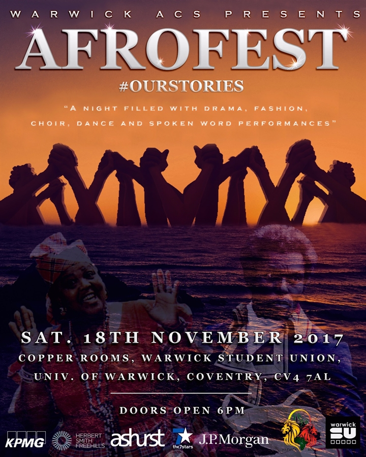AfroFest 2017 - #OurStories