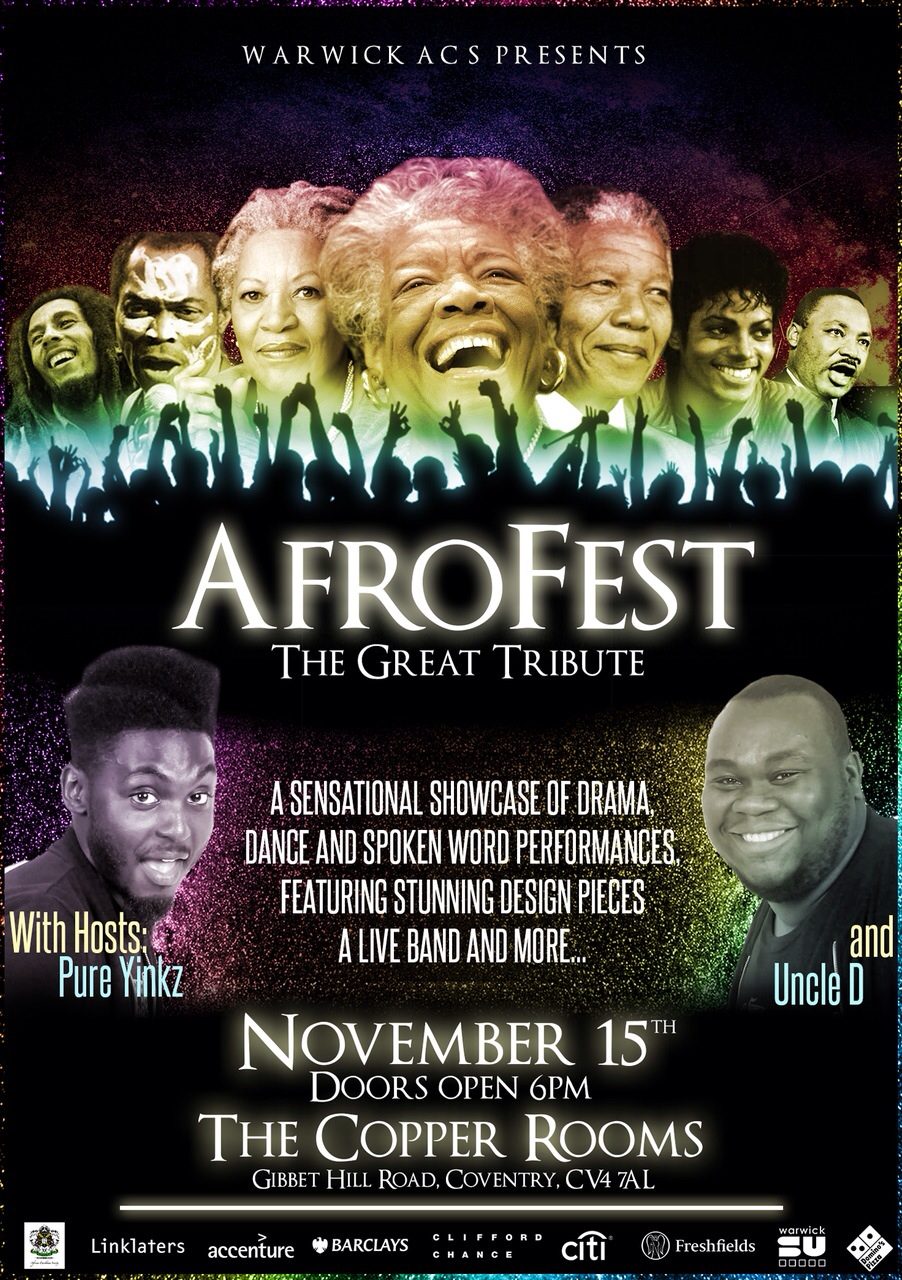 AFROFEST: The Great Tribute