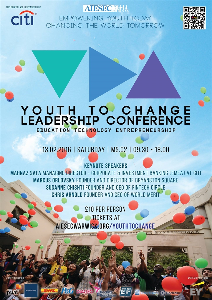 Youth To Change Leadership Conference