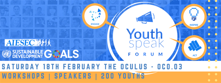 Youth Speak Forum: Leaders of The 21st Century