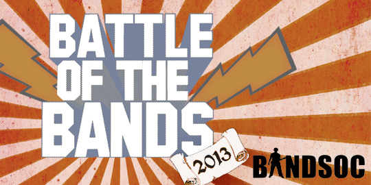 Battle of the Bands 2013 - Grand Final