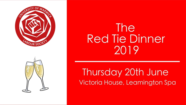 The Red Tie Dinner 2019