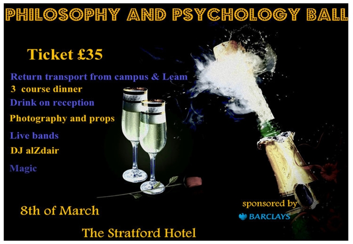 Philosophy and Psychology ball