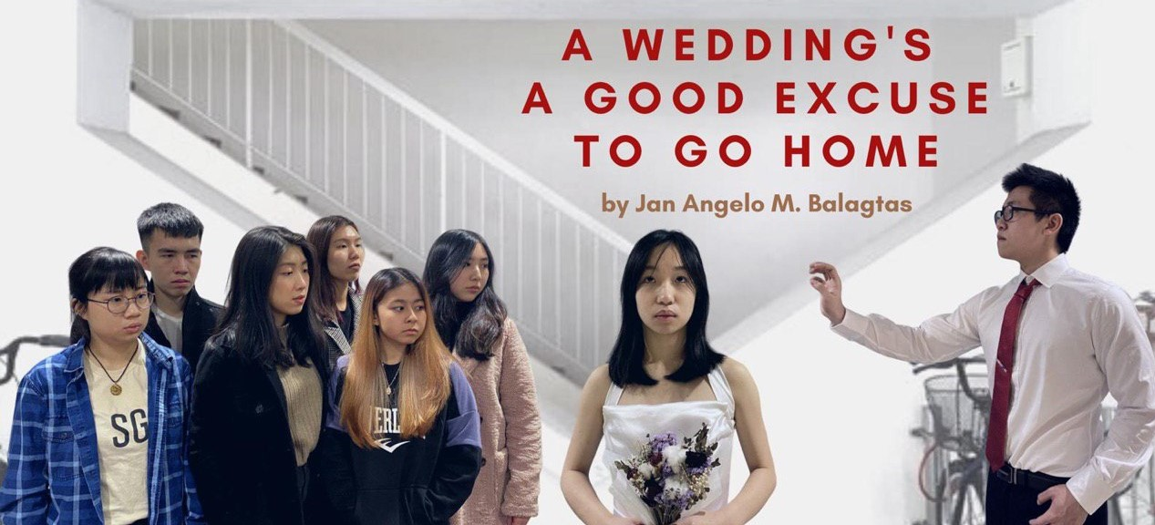SingSoc Production 2020: A Wedding's A Good Excuse to Go Home