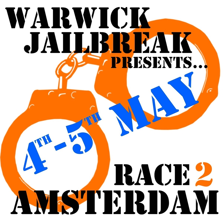 Race2Amsterdam Info Meeting