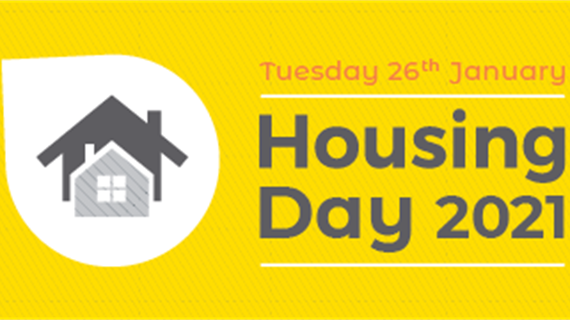 Tuesday 26th January. Housing Day 2021