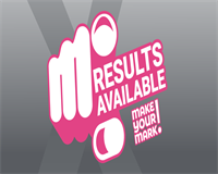 Make your mark logo. Results available.