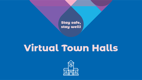 Virtual Town Hall Event