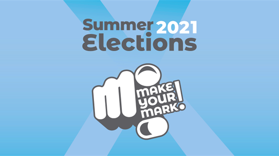 Summer Elections 2021 - Make Your Mark!
