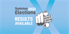 Summer Elections 2021 - Results Available!