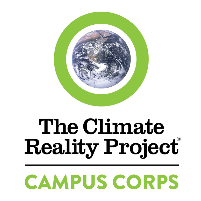 Climate Reality page button
