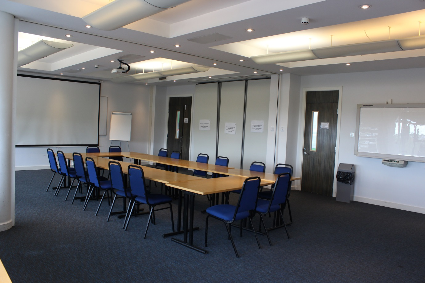 Warwick Central Room Bookings
