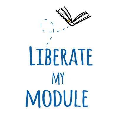 Liberate my Module logo