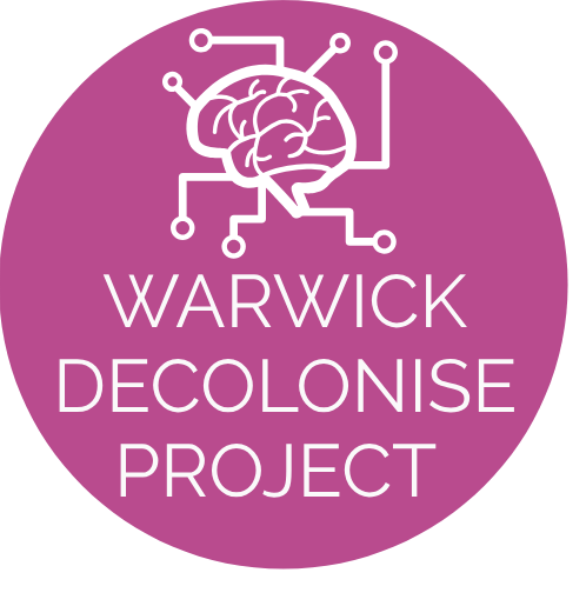 Warwick Decolonise Network logo