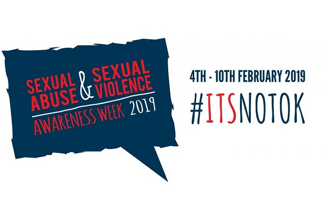 Sexual Violence & Abuse Awareness Week