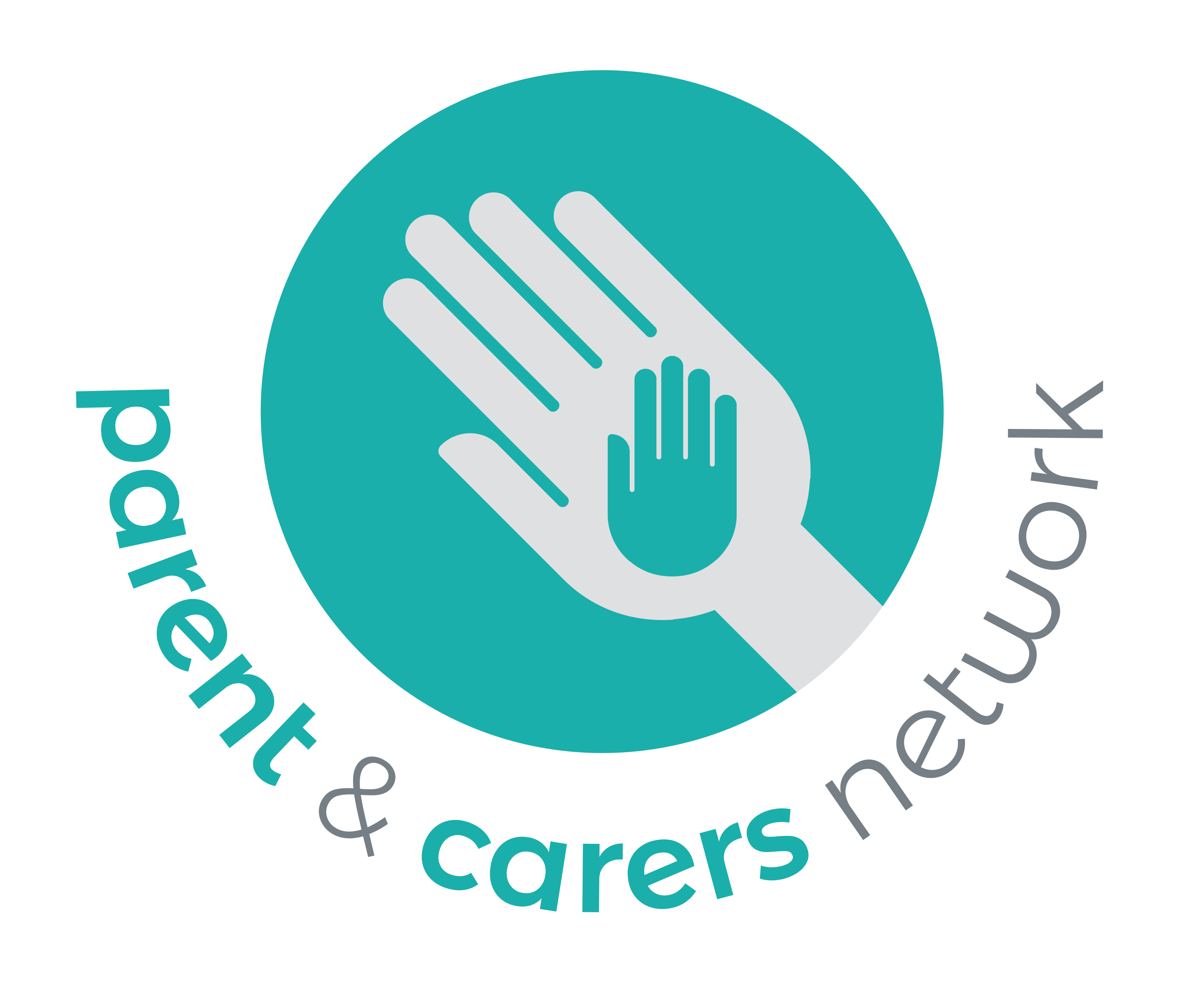 parent & carers network logo
