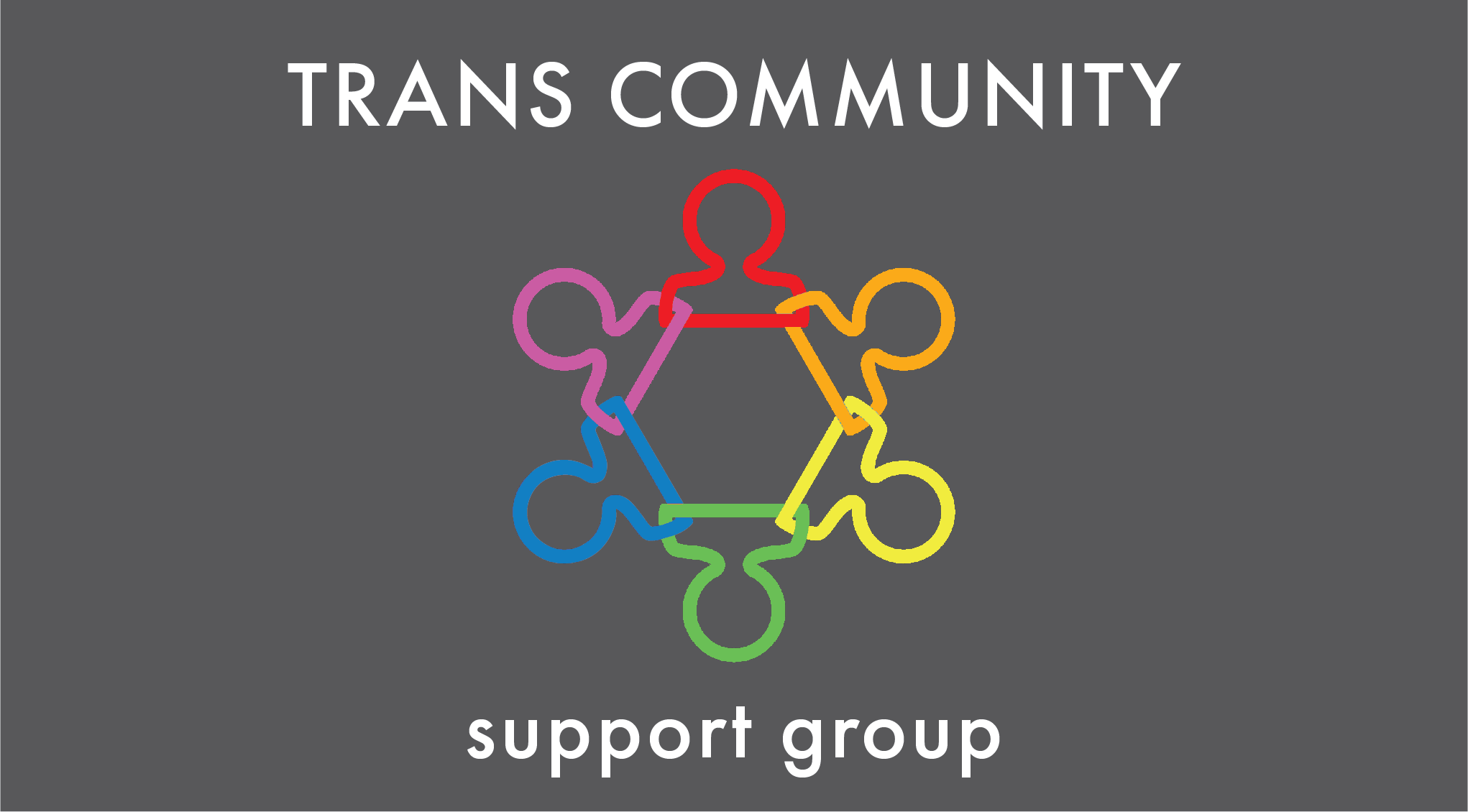Trans Community Support Group banner