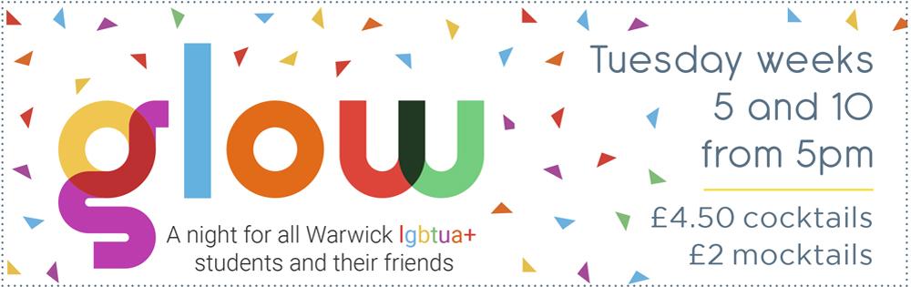 Glow - LGBTUA - Tuesdays