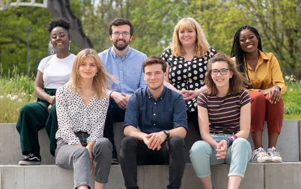 Warwick SU 2019 - 2020 Sabbatical officers