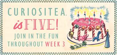 Curiositea 5th birthday